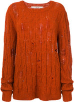 Damir Doma Kine jumper - women - Polyamide/Wool/Vegetable emulsifiers - S