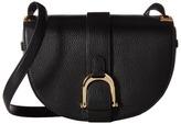 Sam Edelman Jeanne Half Moon Saddle Handbags