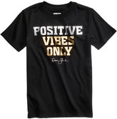 Sean John Positive Vibes Graphic-Print T-Shirt, Big Boys (8-20)