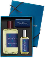 Atelier Cologne Mistral Patchouli Cologne Absolue, 200 mL with Personalized Travel Spray, 30 mL