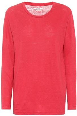 Etoile Isabel Marant Kaaron linen shirt
