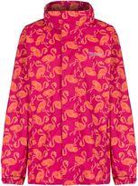 Regatta Girls Printed Overchill Jacket