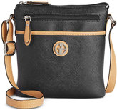 Giani Bernini Saffiano Crossbody, Only at Macy's