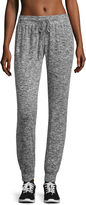 Flirtitude Cozy Fleece Jogger Pants- Juniors