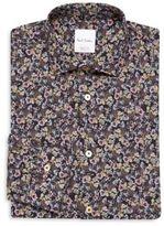 Paul Smith Soho-Fit Floral-Print Dress Shirt