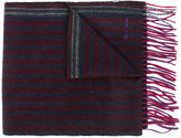 Paul Smith striped scarf - men - Cashmere/Lambs Wool - One Size