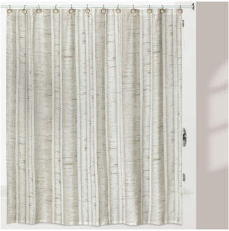 Creative Bath White Birch Shower Curtain