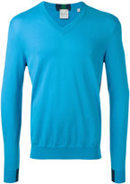 Paul Smith classic v-neck sweater - men - Cotton - XXL