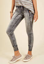 Covertly Cozy Pants in Charcoal in S
