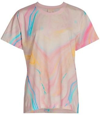 Rococo Sand Davina Marble T-Shirt