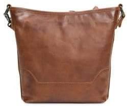 Frye Small Melissa Leather Crossbody Bag