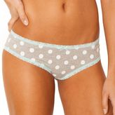 Juniors' SO® Lace-Trim Hipster