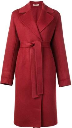 Bottega Veneta Double Cashmere Coat
