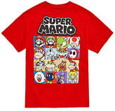Fifth Sun Super Mario Super Mario Graphic T-Shirt-Big Kid Boys