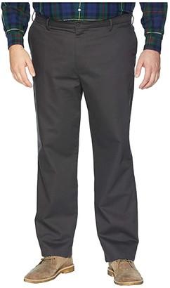 Dockers Big Tall Clean Khakis (Steelhead) Men's Casual Pants