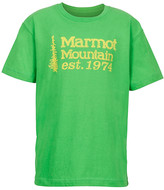 Marmot Boy's 74 Tee SS