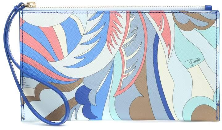Emilio Pucci Printed clutch