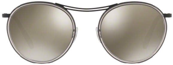 Oliver Peoples MP-3 30th Matte Black Dune / Grey Goldtone