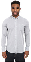 Obey Capital Long Sleeve Woven Top