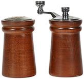 One Kings Lane Vintage Wood Salt & Pepper Grinder - Set of 2 - 2-b-Modern - multi