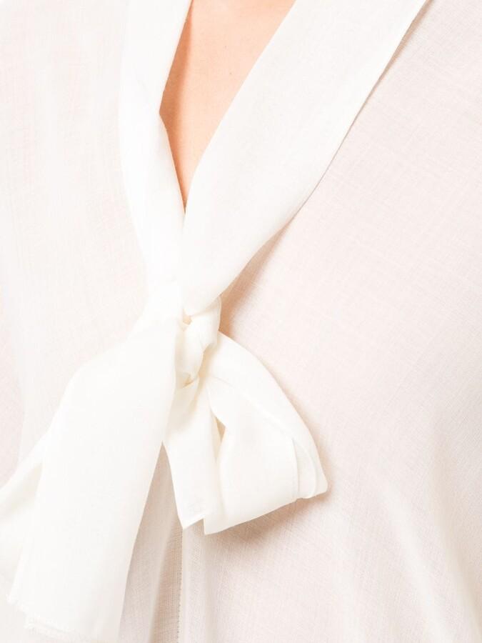 Thumbnail for your product : Maison Rabih Kayrouz Asymmetric Blouse