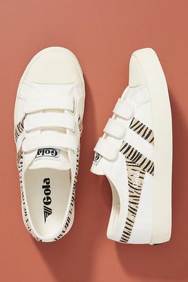 Gola Safari Sneakers By in White Size 10