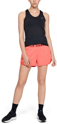 Under Armour Play Up Twist Shorts 3.0 - Red/Black