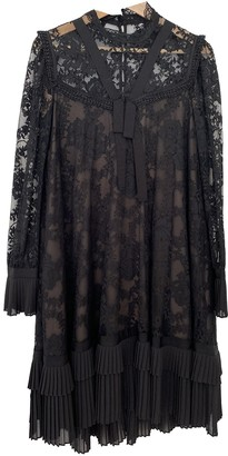 Erdem X H&m Black Lace Dress for Women