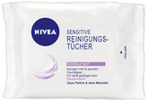 Nivea Sensitive Face Wipes