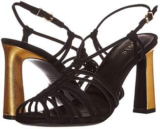 Joie Odetta (Black) Women's Sandals