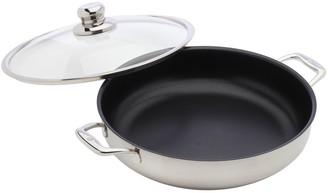 Swiss Diamond Prestige Clad 12.5-in. Chef Pan