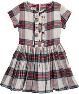 Morley Checked Ernestine Crop Dress