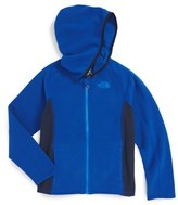 The North Face Toddler Boy's 'Glacier' Full Zip Hoodie