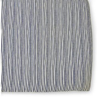 Pehr Stripes Away Crib Sheet - Ink