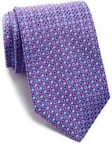 John W. Nordstrom Neat Silk Tie