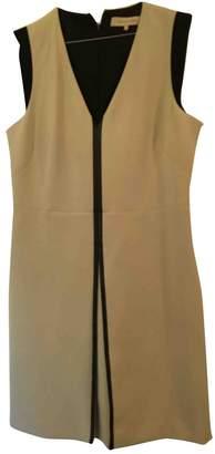 Gerard Darel Beige Cotton - elasthane Dress for Women