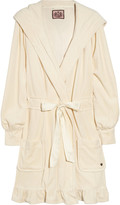 Juicy Couture Hooded velour robe