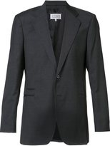 Maison Margiela gentleman blazer - men - Cotton/Viscose/Virgin Wool - 48