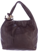 Jimmy Choo Leather Solar Hobo