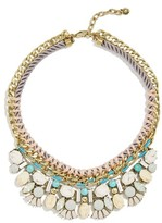 BaubleBar Women's Amalina Bib Necklace
