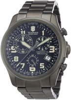 Victorinox Swiss Army Men's 241289 Infantry Vintage Black Dial Watch