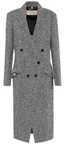 Burberry Trentwood herringbone wool coat