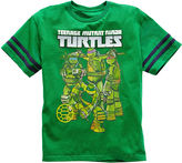 JCPenney Novelty T-Shirts Teenage Mutant Ninja Turtles Graphic Knit Tee - Boys 8-20