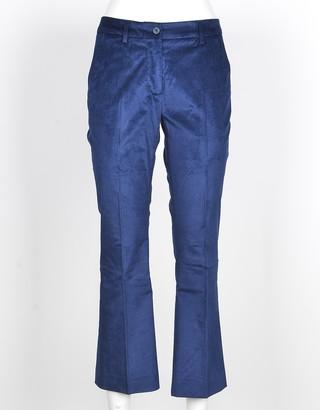 Pt01 Women's Blue Pants