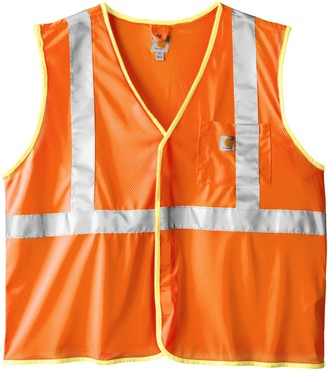 Carhartt Men's Big & Tall High Vis Class 2 Vest
