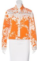 Hermes Cheval Surprise Denim Jacket