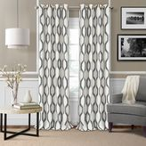 Elrene Renzo Room-Darkening Grommet Top Window Curtain Panel