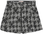 Lili Gaufrette Tweed skirt
