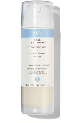 Ren Skincare Ren Rosa Centifolia Cleansing Gel 150Ml
