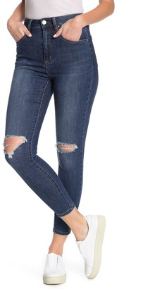 Cotton On High Rise Grazer Skinny Jeans